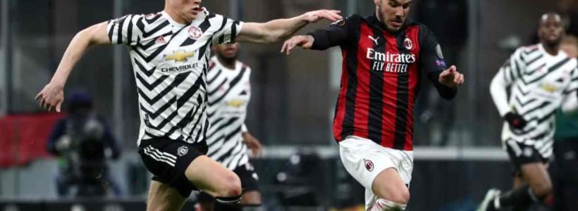 MILAN – MANCHESTER UNITED 0 – 1