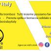 """Il Milan Club Stornarella e l'Associazione """"Vincere la trombosi Federica ambassador"""""""
