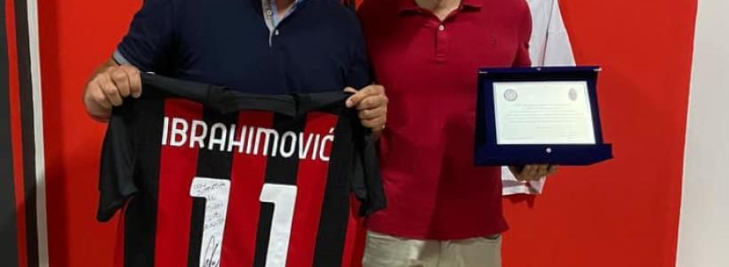Serata speciale al Milan Club Augusta