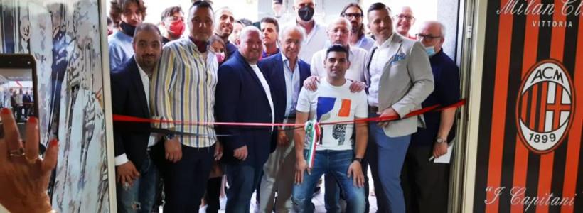 "Inaugurazione Milan Club ""I Capitani"""