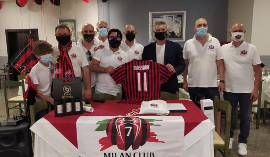 Il Milan Club Val Vibrata non si ferma…