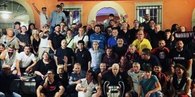 Milan Club in festa…. Toscolano Maderno