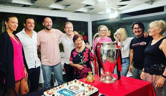 L'Abruzzo in festa… Serata benefica con la Champions League…!!!
