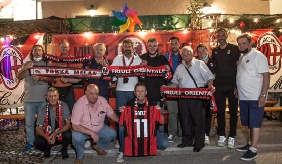 I Milan Club Friulani incontrano le ragazze del Milan Femminile