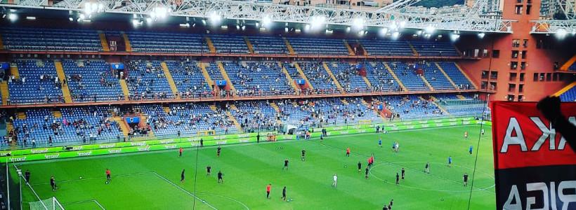 Sampdoria 0 – Milan 1