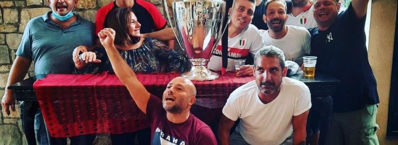Inaugurazione Milan Club Brianza Rossonera
