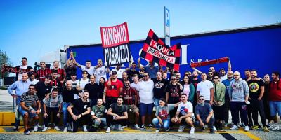 Milan – Atletico Madrid… i nostri club in viaggio verso San Siro
