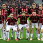 AC Milan v Olympiacos - UEFA Europa League - Group F