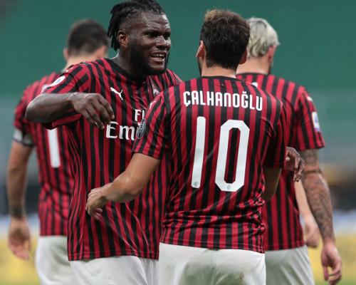 AC Milan v Parma Calcio - Serie A