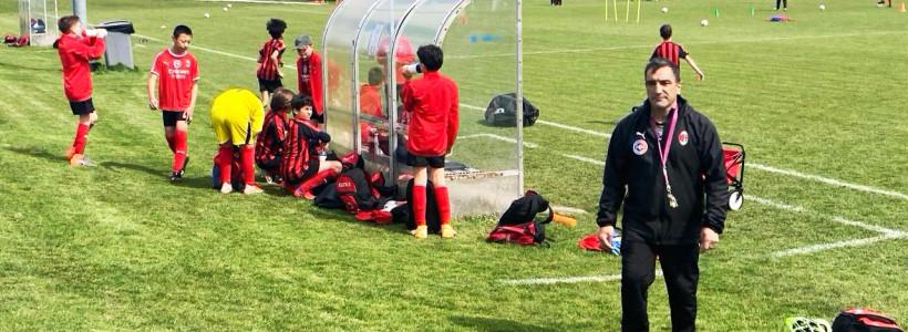 """Anche il Milan Club Zurigo… """"in campo"""" per i ragazzi"""